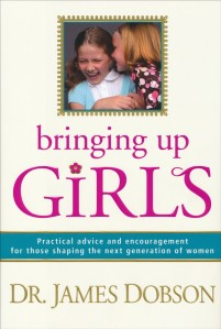 Bringing Up Girls, Bringing up girls book review, bringing up girls review, james dobson, dr. dobson, dr dobson, dr. james dobson, dr james dobson, raising girls, parent resources, parent resource, parenting, help for parents, vanessa carroll