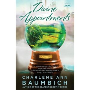 Divine Appointments, Charlene Ann Baumbich, Dearest Dorothy, Snowglobe Connections, Novel based in chicago, chicago fiction, fiction based in chicago, book based in chicago, chicago, christian novel, inspirational novel, christian fiction, inspirational fiction, divine appointments review, book review