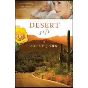 Desert Gift, Sally John, book review, side roads, sweetwater springs, chicago fiction