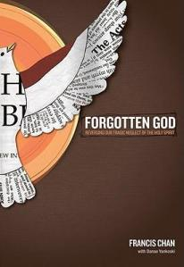 Forgotten God, Francis Chan, Holy Spirit, book review