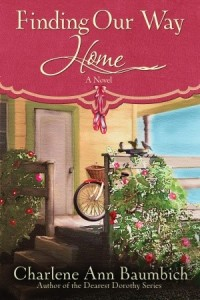 find our way home, charlene ann baumbich, ballet novel, ballet fiction