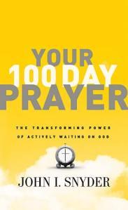 Your 100 Day Prayer, John I. Snyder, John Snyder, book review, devotional for crisis, devotional for crises, devotional