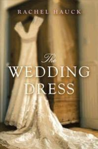 wedding dress, rachel hauck