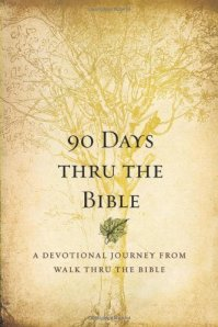90 Days Thru Bible